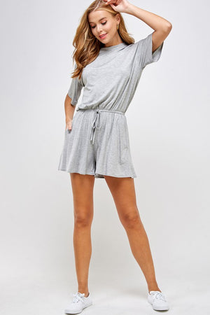 Grey romper 11 junio