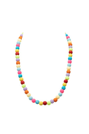 rainbow beads chain for girls 14 feb