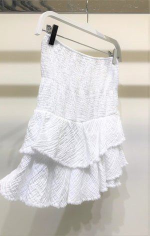 white linne ruffled skirt 26 feb