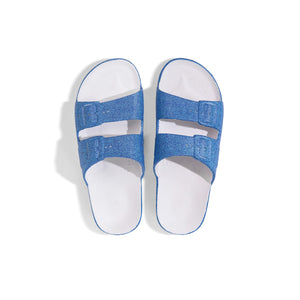 Denim Freedom Moses slides