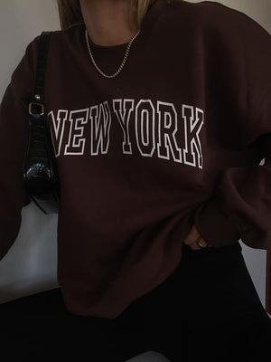 charcoal new york pullover 23 enero