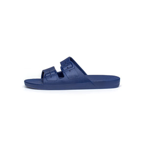 navy  Freedom moses slides for Men & Women