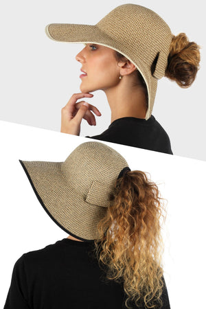 straw ponytail hat & bow 13 dic