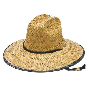 palm straw outdoor hat 10 enero