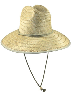 natural straw outdoor hat