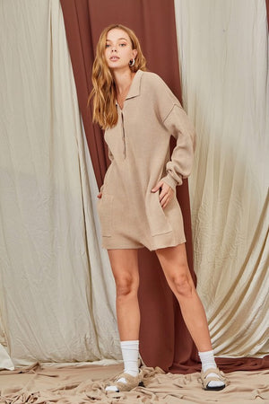 nude knit romper 14 feb