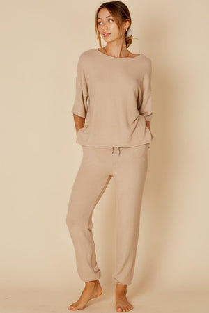 taupe jogger set 4 nov