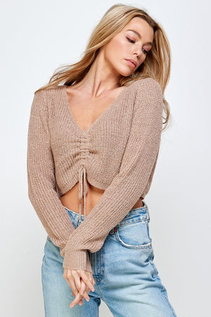 bronze knit top 10 dic