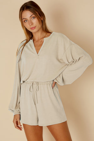 beige long sleeve romper 3 oct