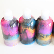 Load image into Gallery viewer, Supernova Body Wash or Lotion. Space Themed Shower Gel. Lavender & Tonka Bean. Sale.