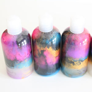 Supernova Body Wash or Lotion. Space Themed Shower Gel. Lavender & Tonka Bean. Sale.