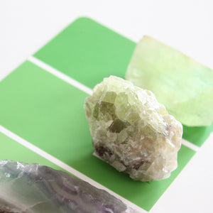 Crystals: Ten Earth Allies for Healing and Transformation. Ebooklet. Guide. Digital Download.