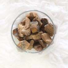 Load image into Gallery viewer, Raw Tiger's Eye. - Lesley Saligoe Botanicals
