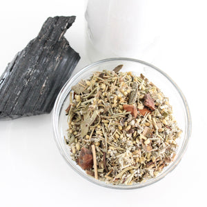 Herbal Blend. Protection. Spiritual Bath. Floor Wash. Ritual Candle Dressing. Loose Incense.