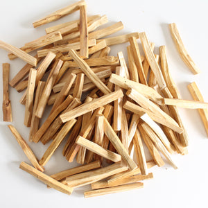 Palo Santo Stick. Natural Incense. Holy Wood. Space + Energy Clearing. Pack of 6.