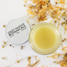 Load image into Gallery viewer, Baby and Mama Calendula Chamomile Salve. Healing Nourishing Floral Cream. Diaper Balm. Botanical Baby Care. No Essential Oils.