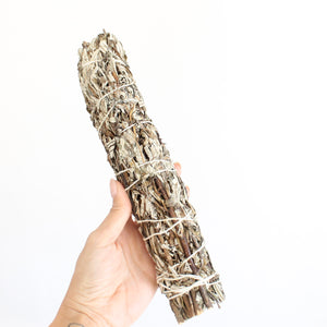 Yerba Santa Smoke Cleansing Wand. Large. Energetic Hygiene.