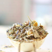 Load image into Gallery viewer, Serenity Now Herbal Tea. Anti Anxiety. Lavender. Chamomile. Linden. Catnip.