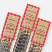 Load image into Gallery viewer, Auroshikha Incense. Natural Resin Incense. Space and Energy Cleansing. One Package of 10.
