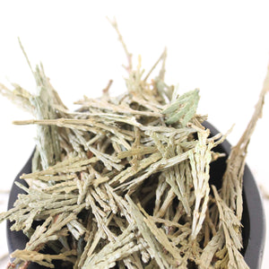 Loose Cedar. Smoke Cleansing. Security. Blessing. Energetic Hygiene.