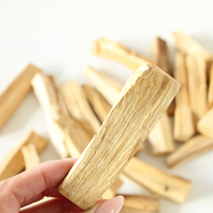 Palo Santo Stick. Natural Incense. Holy Wood. Space + Energy Clearing.