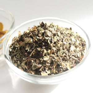 Herbal Tea. Soul Heart Transplant Blend. Plant Based Loose Tea for the Heart Mood or Anxiety. - Lesley Saligoe Botanicals