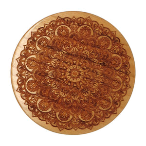 "Wireless Charging Pad ""Mandala"""