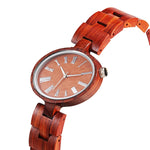 Red sandal Wood (Quartz) For Women