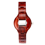 Red sandal wood Classic (Quartz) for women