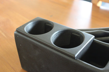 E34 Double Cup Holder