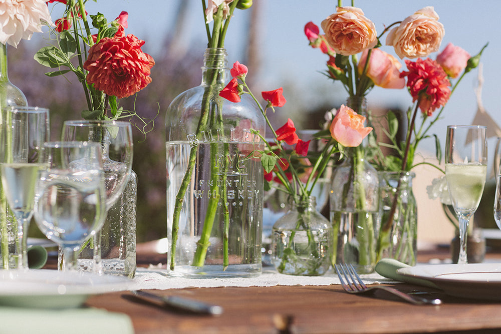 10 tips to choose your wedding flowers