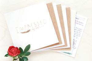 Travel Size DIY Flower Press Kit