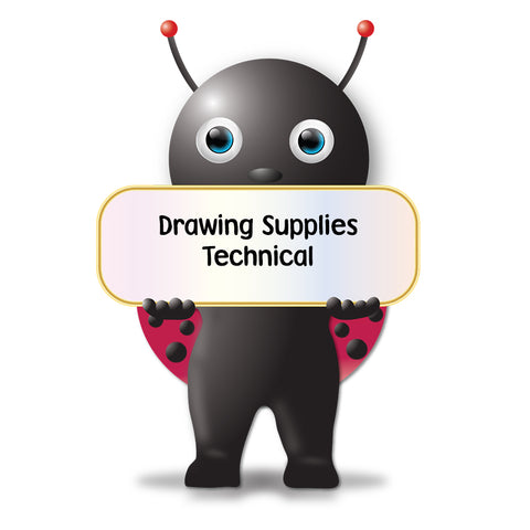 Drawing Supplies - Technical