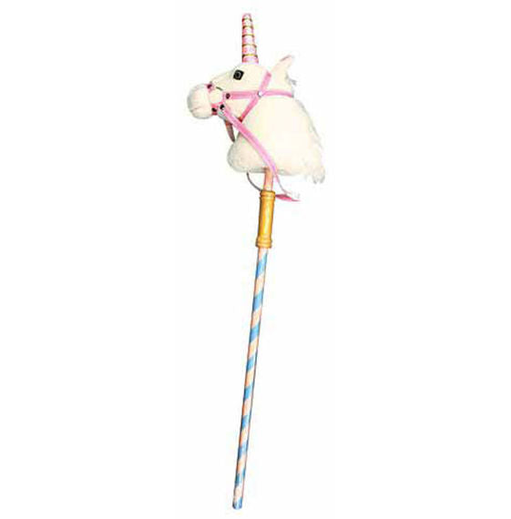 Prance-n-Play Stick Unicorn Melissa & Doug Role Play- BibiBuzz