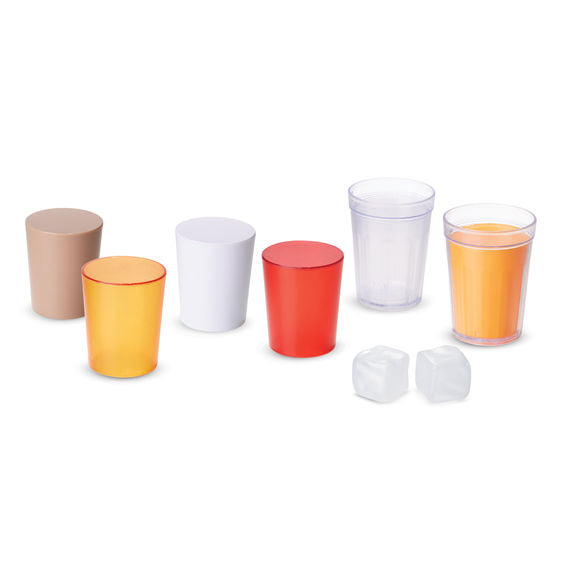 Create a Meal - Fill 'em up Cups Melissa & Doug Pretend Play- BibiBuzz