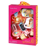 Classic Master Baker Playset Our Generation Doll Accessories- BibiBuzz