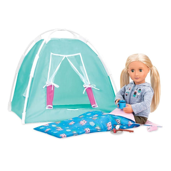 Classic Camping Out Playset Our Generation Doll Accessories- BibiBuzz