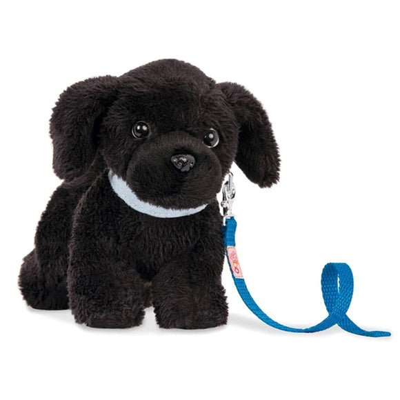 Poseable Pups Newfoundland 7 Inch Our Generation Doll Accessories- BibiBuzz