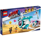 LEGO® Sweet Mayhem's Systar Starship!