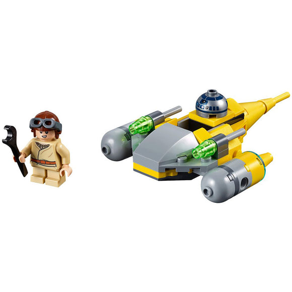 LEGO® Star Wars™ Naboo Starfighter™ Microfighter
