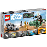 LEGO® Star Wars™ Escape Pod vs Dewback™ Microfighters