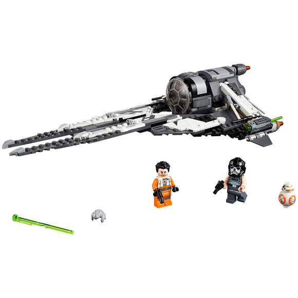 LEGO® Star Wars™ Black Ace TIE Interceptor™