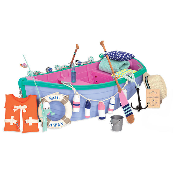 Deluxe Row Your Boat Playset