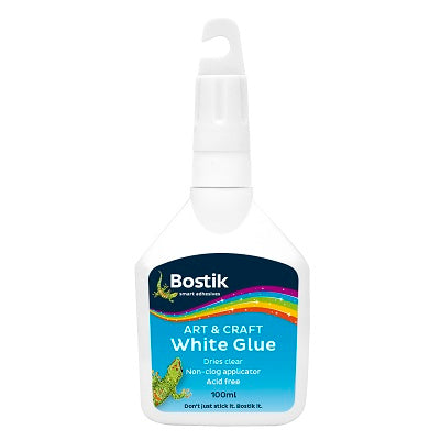 Bostik Art & Craft Glue 100ml Bostik Stationery- BibiBuzz