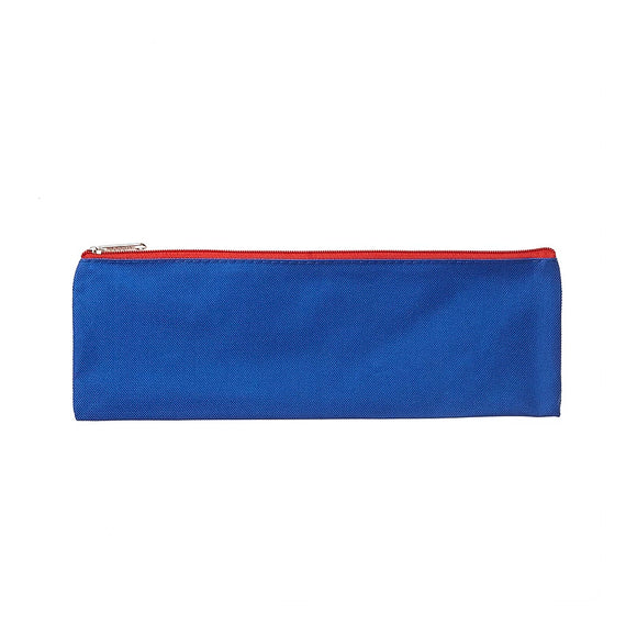Meeco Pencil Bag Nylon Large Meeco Stationery- BibiBuzz