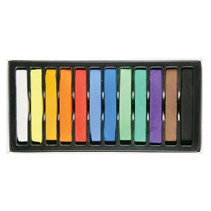 Rolfes Soft Chalk Pastels - Set of 12 Rolfes Stationery- BibiBuzz