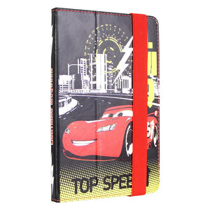 "Disney  Cars 7""Universal PU tablet cover Disney Tablet Cover- BibiBuzz"