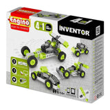 Engino Inventor 4 Models Cars