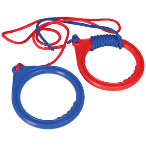 Hang Tough Rings Idem Smile Active Play- BibiBuzz