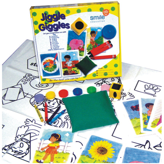 Jiggle Giggles Idem Smile Active Play- BibiBuzz